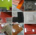 Top grade superfície sólida matéria prima / acrílico pedra folha de superfície contínua