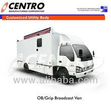 OB/ GRIP BROADCAST VAN (CALL US: 4806557/ 09228393712)
