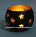 tealight di ferro illuminazione votiva