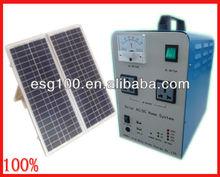 300W mini projects solar power systems