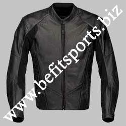 Leather Jacket Motorcycle and Motorbike Clothing