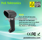 PS2D : 2D Barcode Scanner