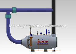 exhaust gas Boiler