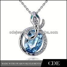 Wholesale Fashion necklace plain chain for women