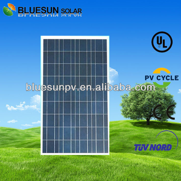 25 years warrantly 12v 100w solar panel