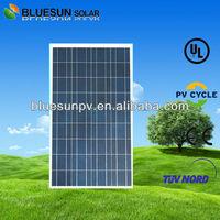 25 years warrantly 12v 100w solar panel