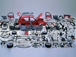 Auto Spare parts and Armored Vehicle Parts