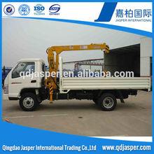 CHINA 2T Loading Crane Truck