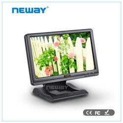 high resolution touchscreen 10.1 inch usb power monitor