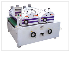 MDF Paint Machine/Double/One/Three Roller Coater For MDF Sheet/Plywood/Solid Wood/Melamine Wood UV Roller Lacquer