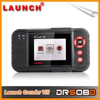 Code Reader 8,Code reader VIII Portable OBD2&EOBD Creader8 Auto Diagnostic Tool