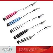 Luxury intellective strapped stylus ballpoint pen