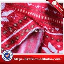 100% polyester colourful printed fleece