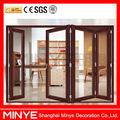 Bi- dobrável de alumínio da porta/alumínio porta retrato/frame de madeira da porta de dobradura
