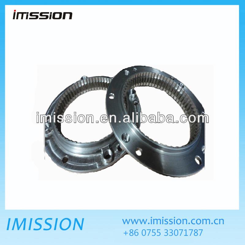 OEM steel turning process bajaj pulsar spare parts