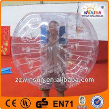 hot summer sports games inflatable bumper ball