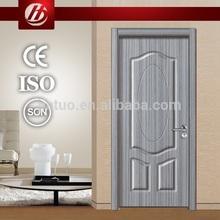 Interior Melamine HDF MDF Moulded Wooden Door