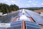 Bluesun high quality easy install solar pv power system 50kw