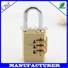 CH-04E 3 Code Wheel Integrated Design Easy Use Combination Digital Keypad Lock