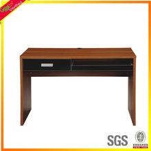 Panel furniture melamine laminated wooden desk