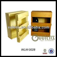 Shenzhen Colorful Wooden Wine Box Holder