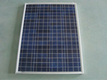 580*675mm 55W high efficiency solar panel for led flood light led street light