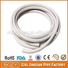 Plastic Flexible PVC Corrugated Hose,PVC LPG Hose with Connector
