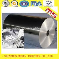 High quality aluminum foil for strip pack in jumbo roll