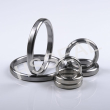 First class luxury metal oval ring gasket
