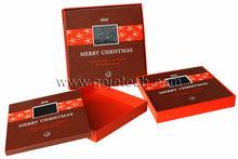 2015 Christmas card with custom video