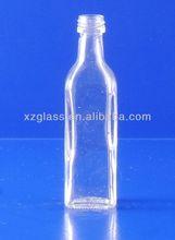 de alta calidad de botellas de vidrio pequeño