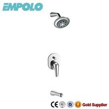 wall mounted shower bath mixer/shower bath faucet/shower tap