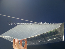 Heat insulation foil used in cold food packaging for box