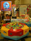 amusement park equipment fishing game