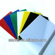 good price pvc cover plastic sheet