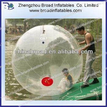 2m plastic 1mm pvc hollow plastic bouncing balls