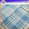100% cotton yarn dyed blue and white fabric