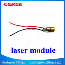 Dot Red Laser Module 6.5mm 650nm 5mW for Projects