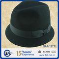 2014 outono inverno baratos moda lã de feltro chapéu de balde