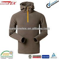 men warm camping jacket coat