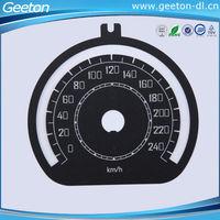 Manufacture 2D/3D Speedometer Waterproof Gauges Digital Auto Dashboard