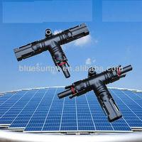 Best bluesun Brand mc4 solar pv cable connectors