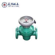 aceite de mecánica de la estación de combustible de aceite del medidor de flujo