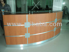 Customize Reception Counter