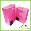 China supplier for pink coated paper bag printing