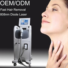 Medical CE professional salon system 808nm diode laser hair removal