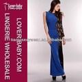 De la celebridad 2014 excelente ropa arabe maxi vestido l5007-1