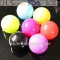 """Atacado 2"""" oca de plástico colorido esferas ocas bolas de isopor"""