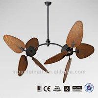 2013 Decorative wood Ceiling Fan Of 52YFT-7010