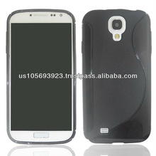 S line TPU Case Cover For Sumsung Galaxy S4